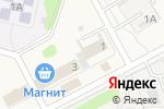 Схема проезда до компании Регион в Николо-Павловском