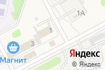 Схема проезда до компании Феникс в Николо-Павловском