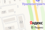Схема проезда до компании Участковый пункт полиции в Николо-Павловском