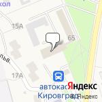 Магазин салютов Кировград- расположение пункта самовывоза