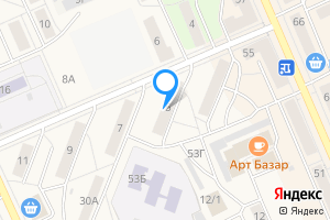 Двухкомнатная квартира в Кировграде улица 40 Лет Октября, 5