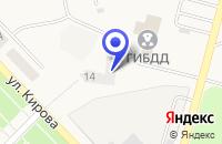 Схема проезда до компании ОБЩЕЖИТИЕ в Красноуральске