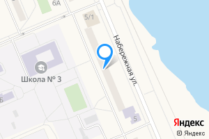 Однокомнатная квартира в Кировграде Набережная улица, 5