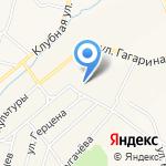 Дегтярский ветеринарный участок на карте Дегтярска