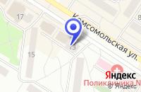 Схема проезда до компании МОБИЛЬНАЯ ЭЛЕКТРОНИКА в Новоуральске