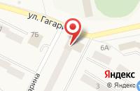 Схема проезда до компании Имидж в Дегтярске