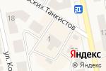 Схема проезда до компании Рубль в Дегтярске