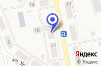 Схема проезда до компании Хорошие двери и окна в Дегтярске