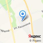 Уралавтоматика спорт на карте Дегтярска