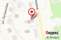 Схема проезда до компании Монетка в Дегтярске