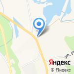 Автосервис на Объездной на карте Дегтярска