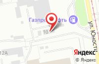 Схема проезда до компании Уральская Бронетанковая Техника в Нижнем Тагиле