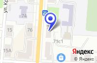 Схема проезда до компании ДЕТСКО-ПОДРОСТКОВЫЙ КЛУБ ИКАР в Новоуральске