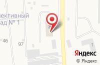 Схема проезда до компании Пожарная часть №21 в Дегтярске