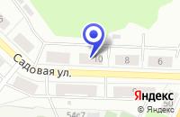 Схема проезда до компании ДЕМАКОВ А.В. в Новоуральске