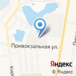 УралТрансДеталь на карте Миасса и Златоуста