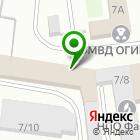 Местоположение компании ПилоМир