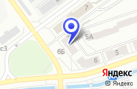 Схема проезда до компании ОТДЕЛЕНИЕ ПОЧТОВОЙ СВЯЗИ НОВОУРАЛЬСК-1 в Новоуральске