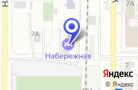 Схема проезда до компании ФИНАНСОВАЯ ГРУППА АЛЬЯНС в Миассе