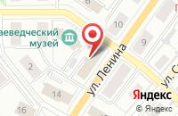 Схема проезда до компании Управляющая Жилищная Компания «Новоуральская» в Новоуральске