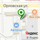 Местоположение компании Авто Шанс