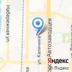 Лабиринт.ру на карте Миасса и Златоуста