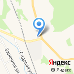 Газпромнефть-Урал на карте Дегтярска