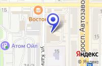 Схема проезда до компании ОТДЕЛ ОДЕЖДА в Миассе