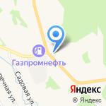 Магазин стройматериалов на карте Дегтярска