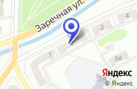 Схема проезда до компании МАГАЗИН ХОЗЯЮШКА в Новоуральске