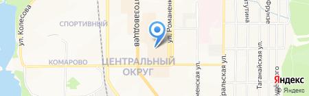 Автодевайс.рф на карте Миасса