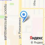 Челябинская прокуратура по надзору за исполнением законов на особо режимных объектах на карте Миасса и Златоуста