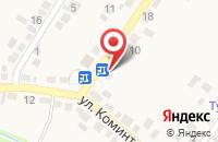 Схема проезда до компании Почтовое отделение №390 в Тургояке