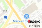 Схема проезда до компании Банкомат, Газпромбанк в Миассе