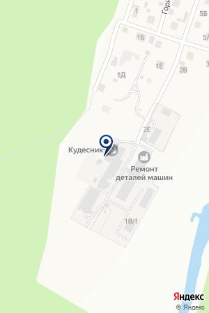 Таганай на карте Тургояка