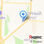 Южно-Уральское техническое общество на карте Миасса и Златоуста