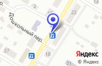 Схема проезда до компании АВТОСЕРВИС ЛОЗОВОЙ в Полевском