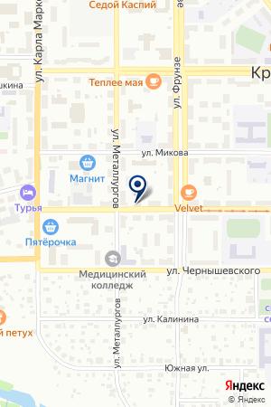 URALSTUDIO (УРАЛСТУДИО) на карте Краснотурьинска