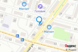 Двухкомнатная квартира в Краснотурьинске ул Молодежная, 25