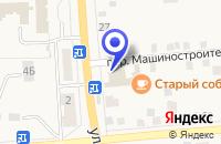 Схема проезда до компании КАФЕ СТАРЫЙ СОБОЛЬ в Невьянске