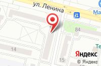 Схема проезда до компании Эко-Стандарт в Краснотурьинске