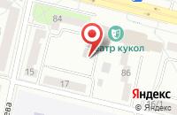 Схема проезда до компании Торгсервис в Краснотурьинске