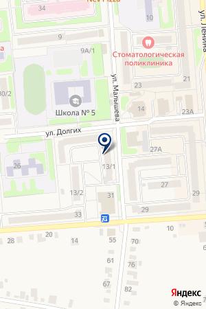 МАГАЗИН АВТО ВАЗ ЗАПЧАСТИ на карте Невьянска