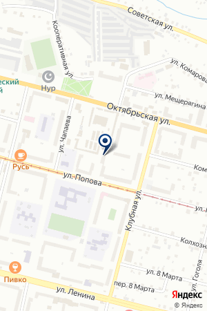 МАГАЗИН АГАТ на карте Краснотурьинска