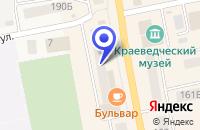 Схема проезда до компании МАГАЗИН МОНЕТКА в Верхнем Уфалее