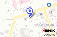 Схема проезда до компании ЦЕНТРАЛЬНАЯ ГОРОДСКАЯ БОЛЬНИЦА в Полевском