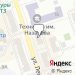 Магазин салютов Полевской- расположение пункта самовывоза