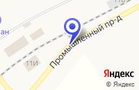 Схема проезда до компании ПРОМКОМПЛЕКС (ГОРТОПСБЫТ) в Верхнем Уфалее