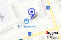 Схема проезда до компании БАНКОМАТ УРАЛТРАНСБАНК в Полевском