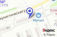 Схема проезда до компании МАГАЗИН АФАНАСИЙ (ВИННЫЙ ОТДЕЛ) в Полевском